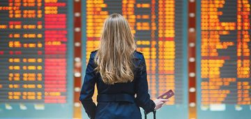 trend del Business travel