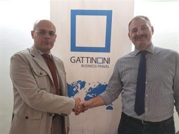 Alessandro Cavazza con il direttore Eros Candilotti