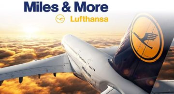 Lufthansa premia i frequent flyer