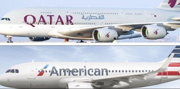 Qatar Airways punta American