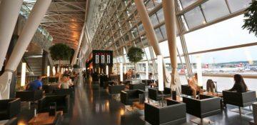 I migliori bar negli aeroporti