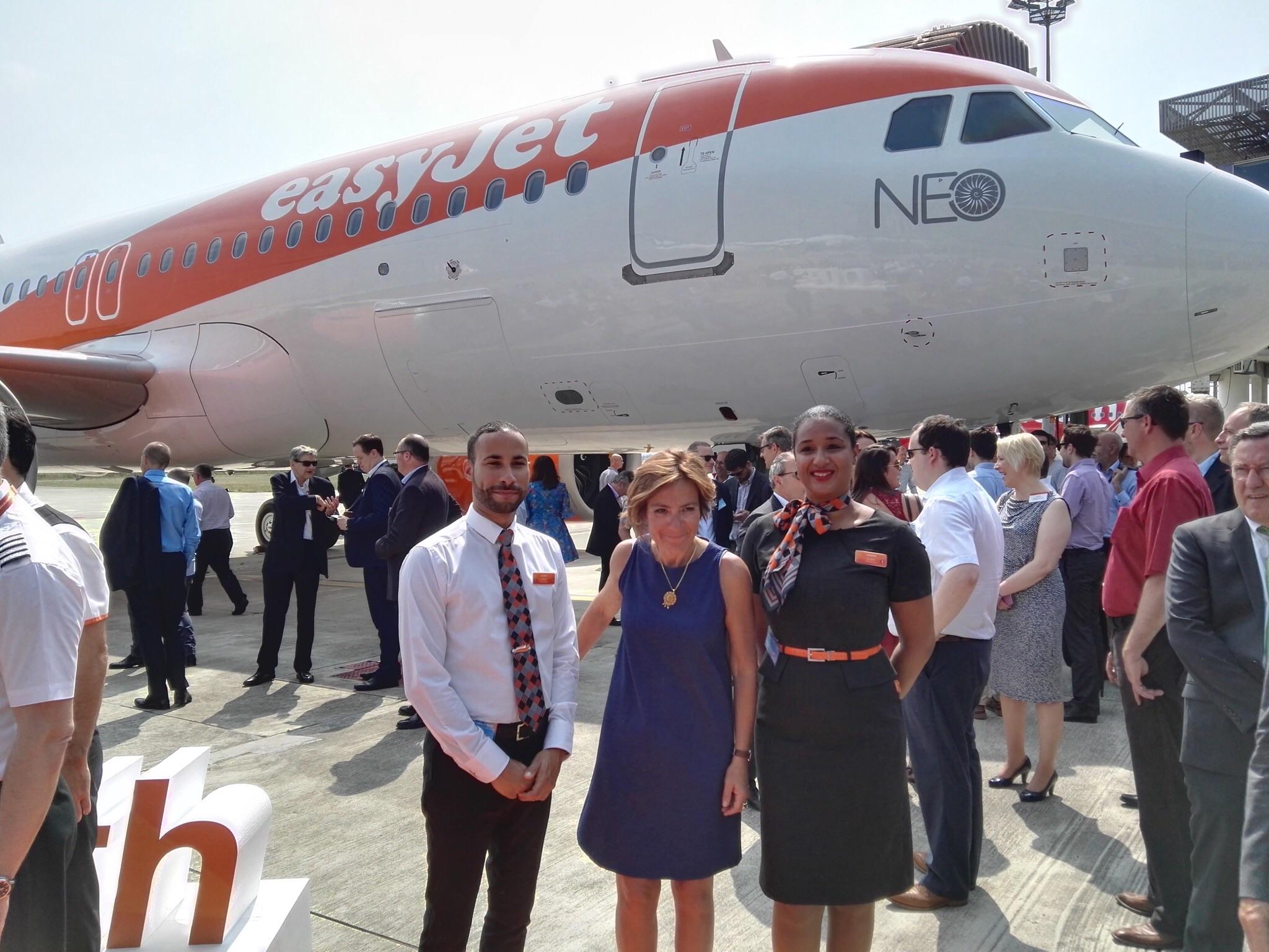 Si alza il velo, Easyjet interessata ad Alitalia