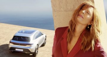 Mercedes EQ Susan Sarandon