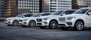 Futuro elettrico per Volvo