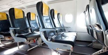 Vueling presenta i nuovi sedili Slim Seat