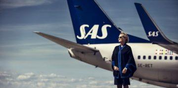 SAS apre basi a Malaga e Heathrow