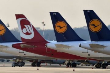 Air Berlin va a Lufthansa