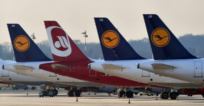 Air Berlin va a Lufthansa
