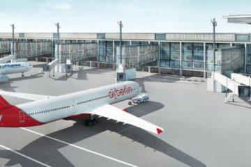 Air Berlin e aeroporto di Berlino