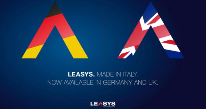 Leasys sempre più internazionale
