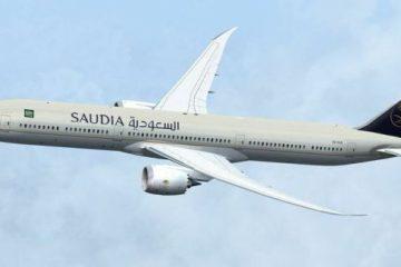 Saudi vola a Mauritius