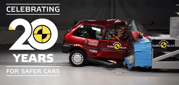 vent'anni di Euro NCAP