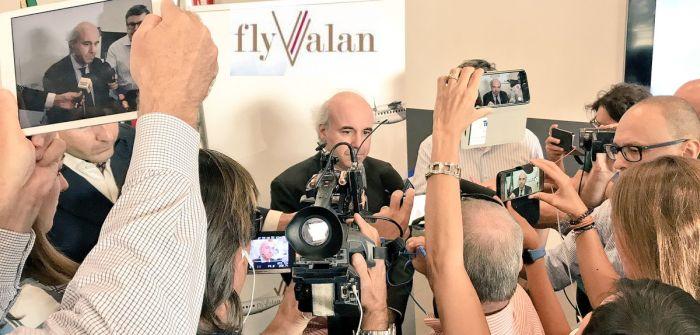 Fly Valan si presenta