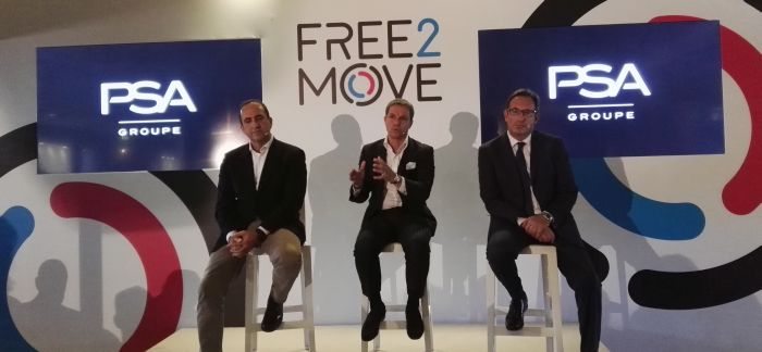 Free2move Peugeot