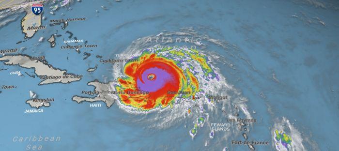 Dopo Harvey, Irma