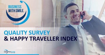 Happy Traveller Index