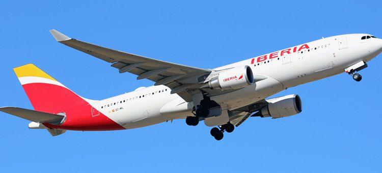 Iberia vola