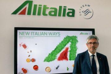 Alitalia di Lazzerini