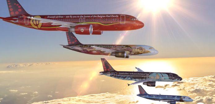 Raffica di novità per Brussels Airlines