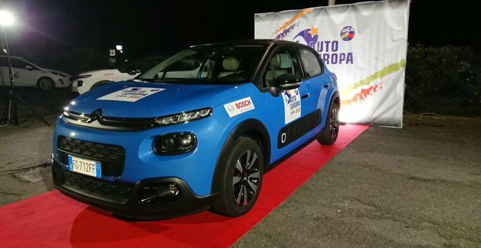 La Citroën C3 eletta Auto Europa 2018