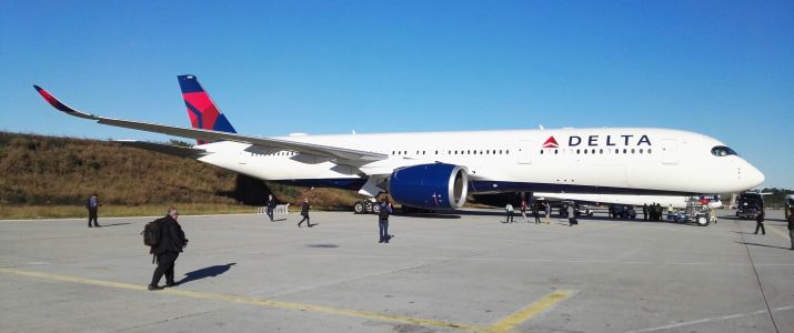 A350 Delta