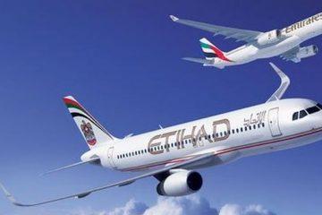Etihad Airways ed Emirates