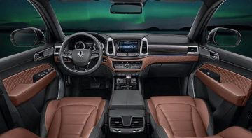 Il nuovo Rexton SsangYong