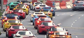 stop alla crescita del parco auto