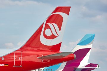 Lufthansa e Air Berlin