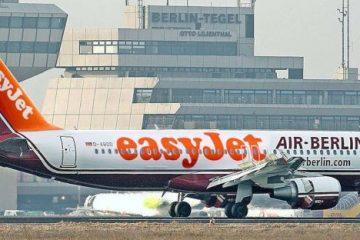 Air Berlin a easyJet