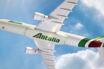 Alitalia, ritono all'utile