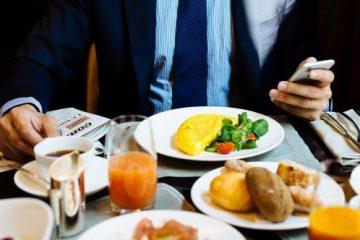indice per le colazioni