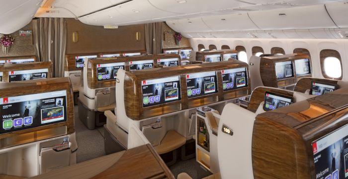 Emirates al Dubai Airshow