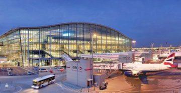 Londra Heathrow il più connesso