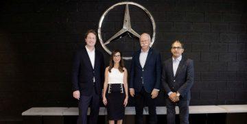 Mercedes sceglie Tel Aviv