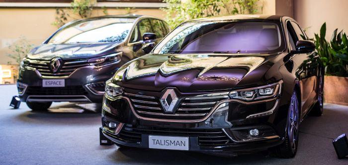 Renault lancia tre modelli versione Executive