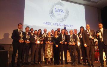 MissionFleet Awards