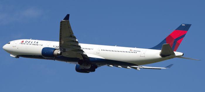 L'A330-300 di Delta