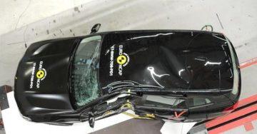 Euro NCAP 2017 BMW X3