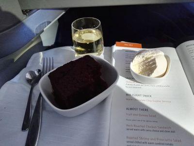 Il dessert della Delta One®