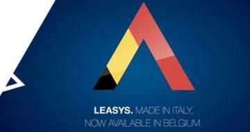Leasys apre in Belgio