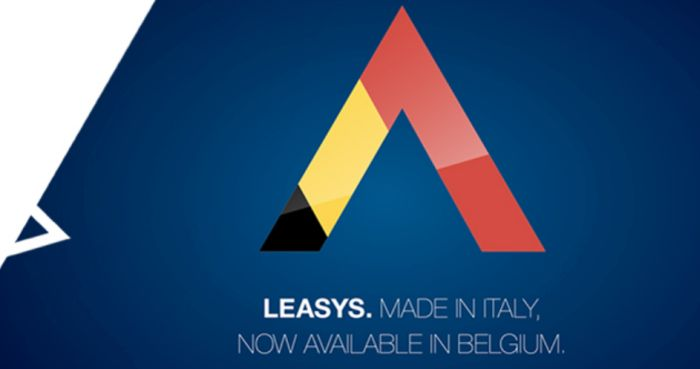 Leasys apre in Belgio