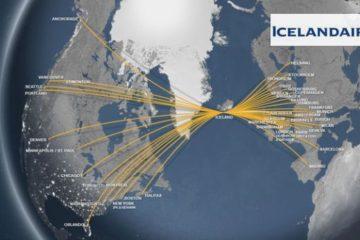 Icelandair, offensiva sugli scali minori Usa