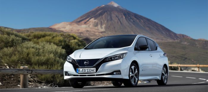 Nissan Electric Ecosystem Experience