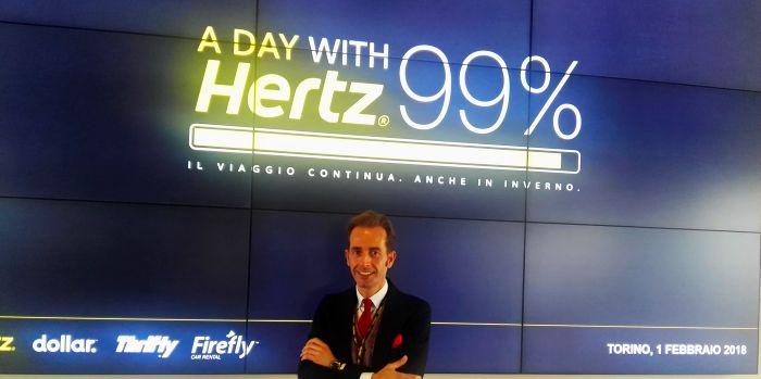 Hertz a tutta Collection