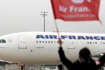 Air France, sciopero di 24 ore