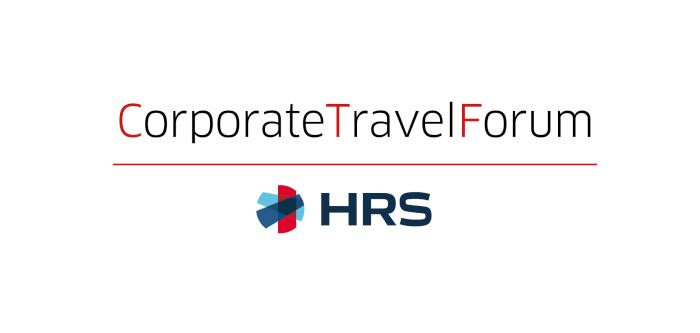 Corporate Travel Forum di HRS