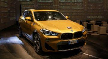 Nuova BMW X2