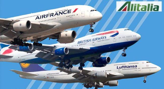 Air France-KLM contro Lufthansa