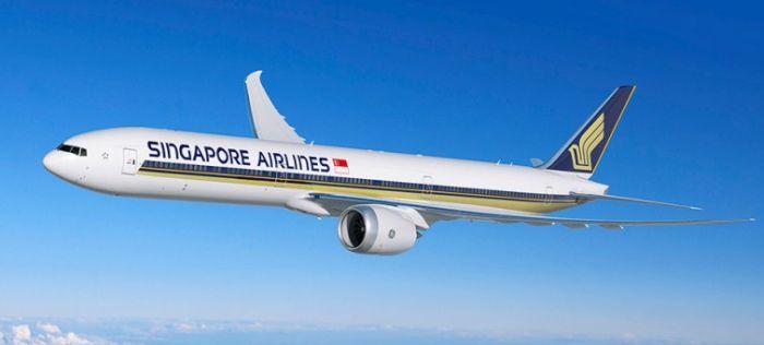 B787-1000 di Singapore Airlines